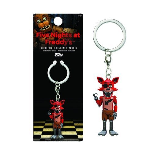 Купить TM08839, Брелок Five Nights at Freddy's Фокси , Funko