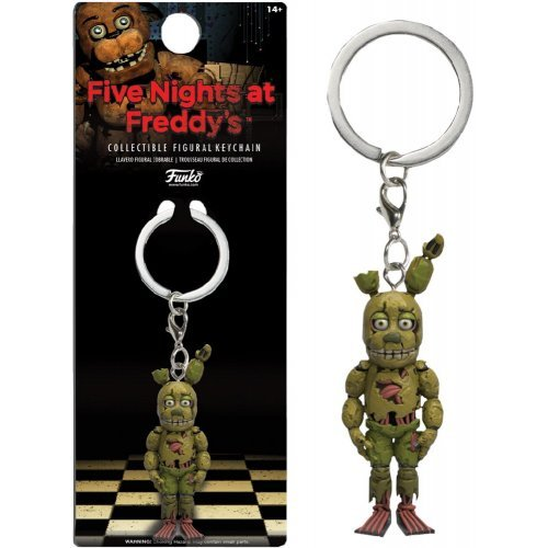 "Брелок Five Nights at Freddy's ""Спрингтрап"""
