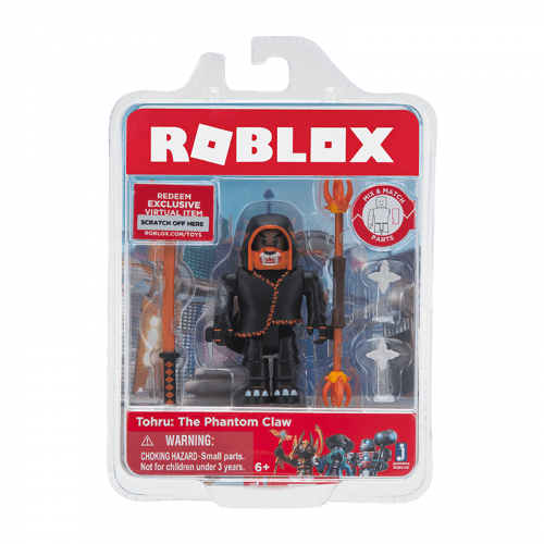 "Фигурка Roblox ""Tohru: The Phantom Claw"" (Jazwares)"
