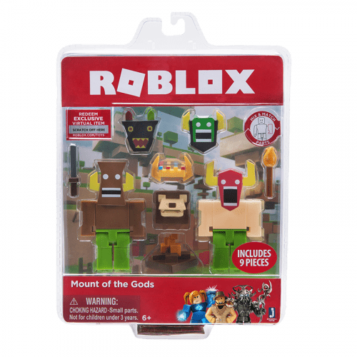 "Набор из 2 фигурок Roblox ""Mount of the Gods"" (Jazwares)"