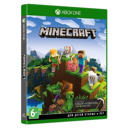 Minecraft для Xbox One. Starter Collection (Стартовая коллекция)