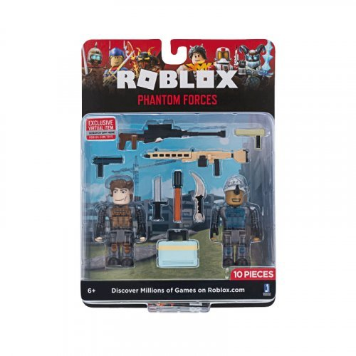 "Набор из 2 фигурок Roblox ""Phantom Forces"" (Jazwares)"
