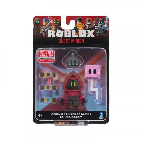 "Фигурка Roblox ""Quest Minion"" (Jazwares)"