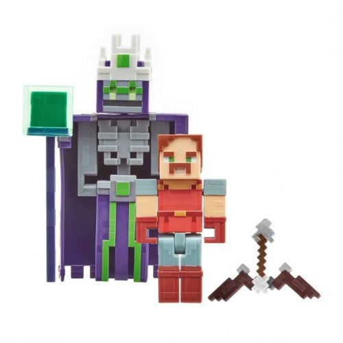 Фигурки Mattel Minecraft Nameless One And Hal GND37