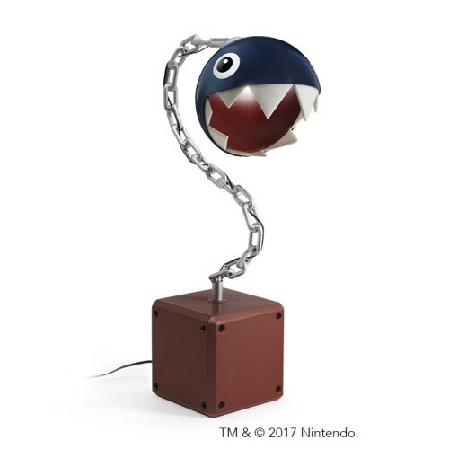 Лампа Mario Chain Chomps