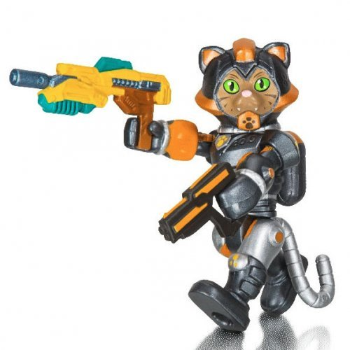 Фигурка Cats...IN SPACE: Sergeant Tabbs (Jazwares)