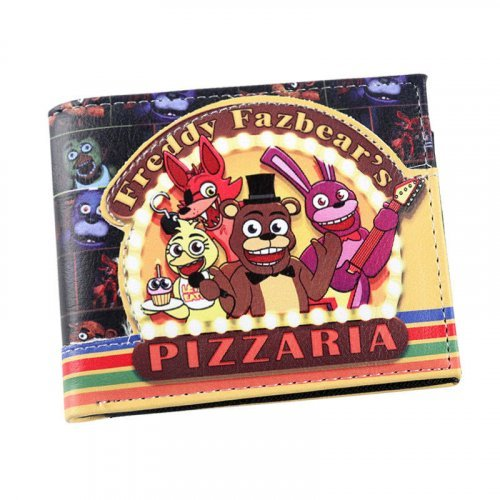 Кошелек FNAF Freddy Fazbears Pizzaria